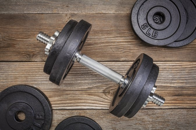 Dumbbell Chest Exercises With No Bench