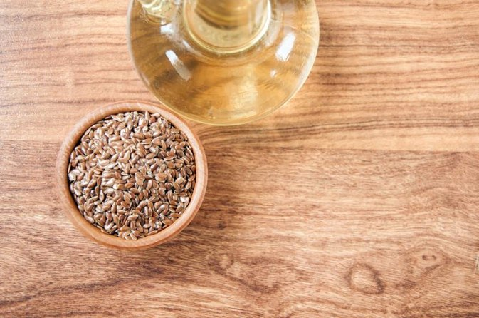 Flaxseed Oil & Irritable Bowel Syndrome