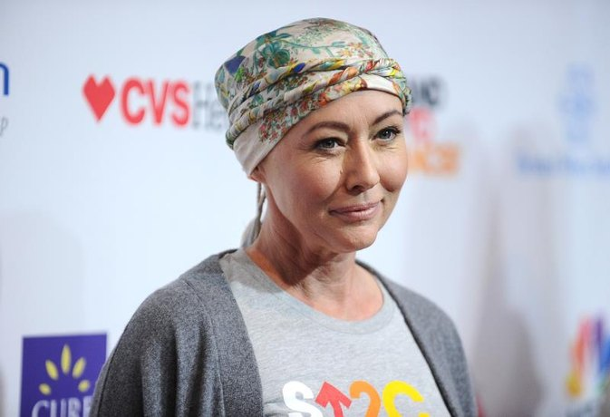 The Special Work Helping Shannen Doherty Fight Through Her Pain