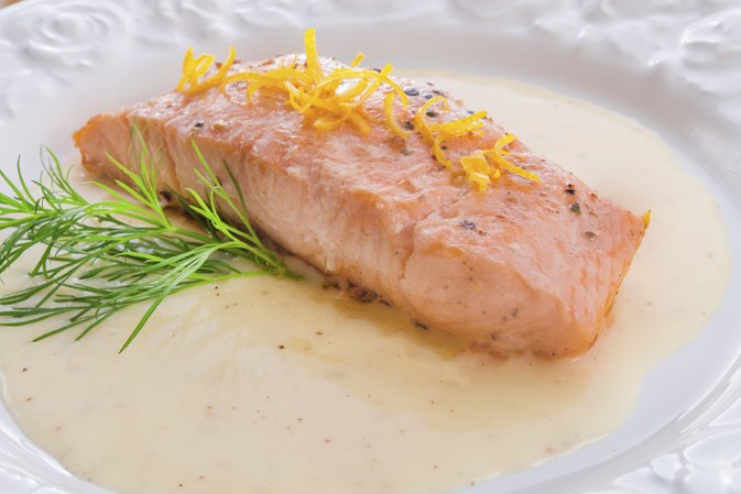 healthiest ways to cook fish livestrong com