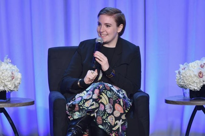 How Fake Sex Sent Lena Dunham to Physical Therapy