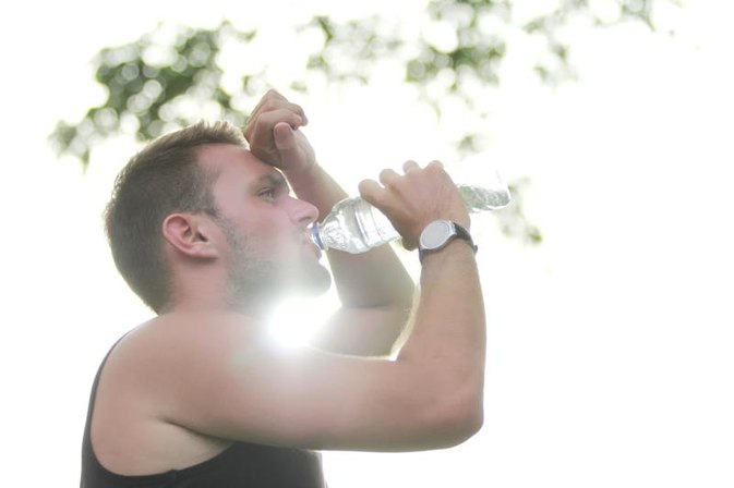 Importance of Drinking Water During Exercise