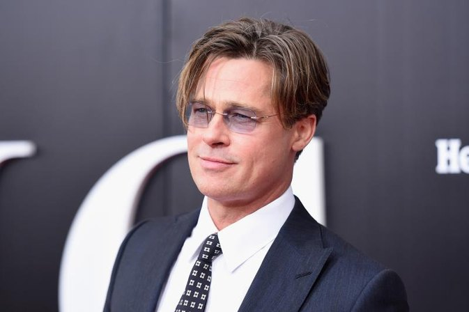 The 6 Worst Meals of Brad Pitt's Movie Career & the Cookbook All About Them