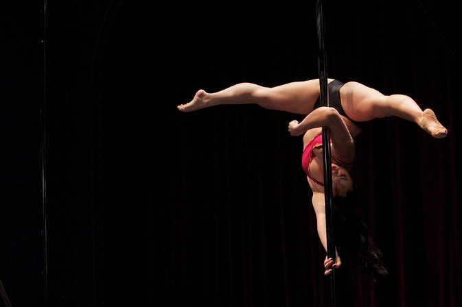 Can Pole Dancing Help You Lose Weight?