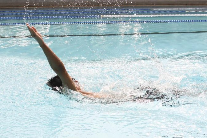 Swimming and Back Pain and Inflammation