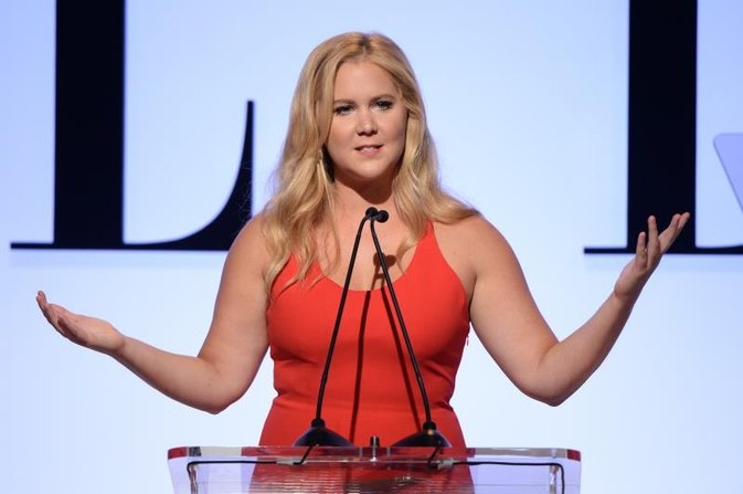 Amy Schumer's Workout Proves She's Fit as Hell