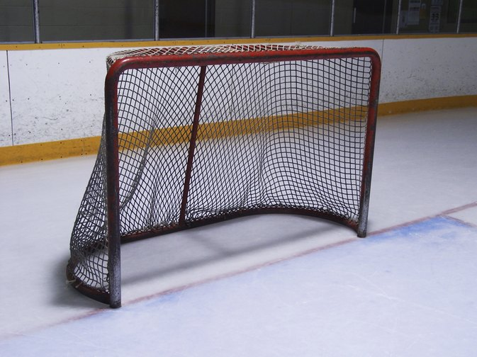How to Build a Hockey Net With PVC Pipe