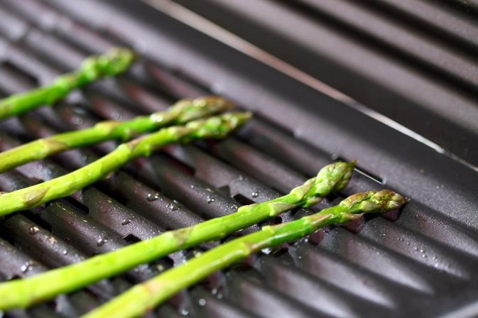 How to Cook Vegetables on a Griddle