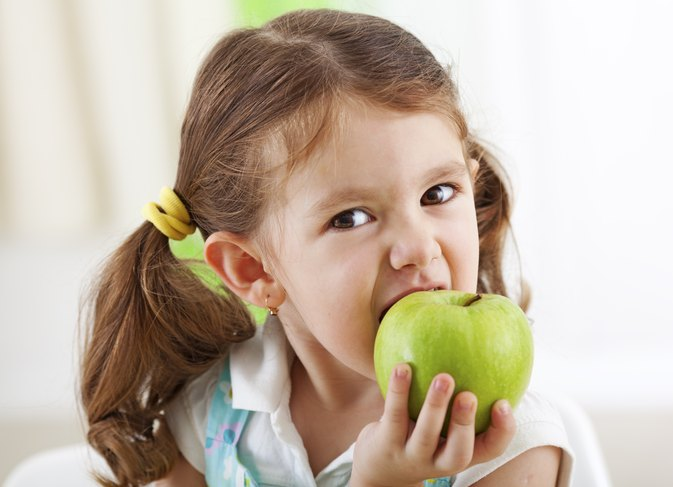 Energy Foods for Kids