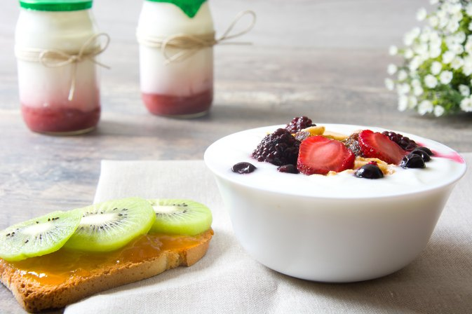 Detox Diet Yogurt