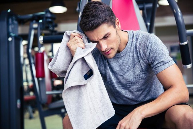 What Causes Excessive Sweating and a Spike in Heart Rate During Exercise?