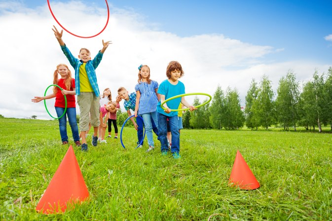 Olympic Games for Physical Education