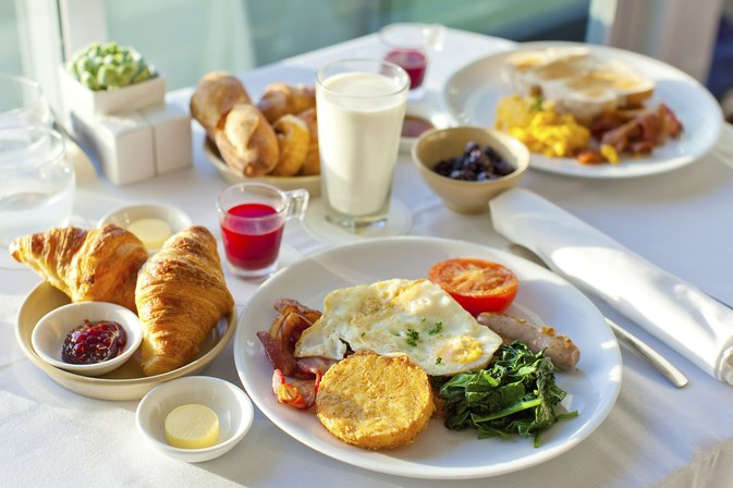 How To Eat A Healthy Fast Food Breakfast