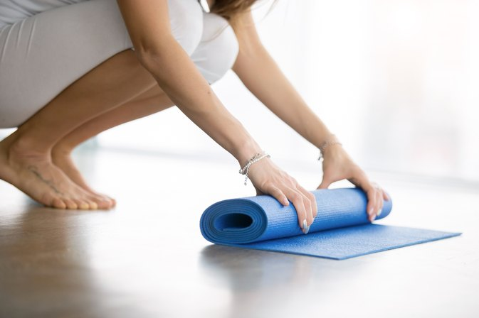 Alternatives to Yoga Mats