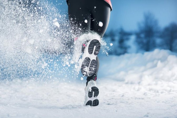Can You Get Sick From Running in Icy Weather?