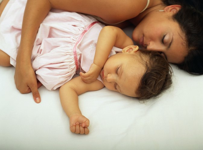How to Train a Toddler to Put Self Back to Sleep During the Night