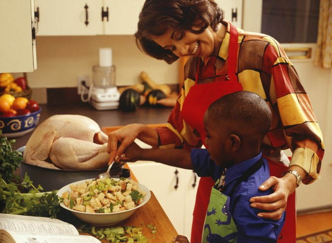 How Many Calories Does the Average American Consume on Thanksgiving?