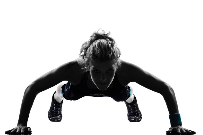 What Body-Weight Exercise Offsets Push-Ups?