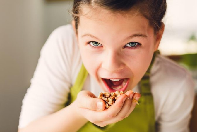 Low-Carb Snacks for Kids