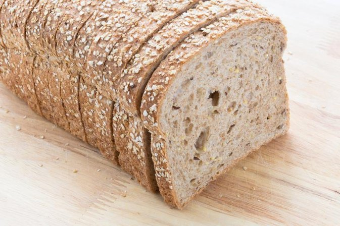 Wheat Berry Bread Nutritional Value
