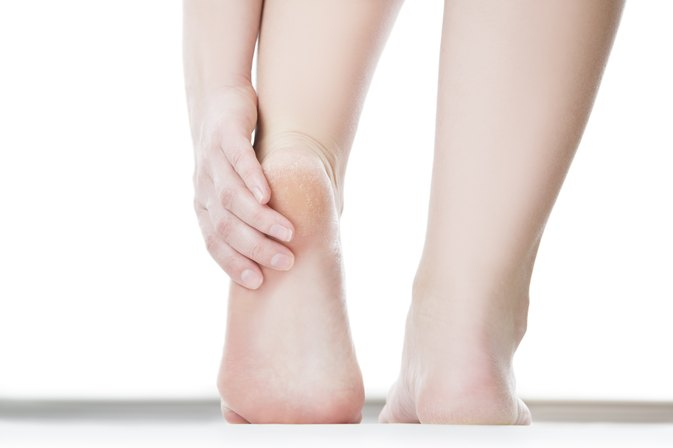 How to Strengthen the Arch Muscle in the Foot