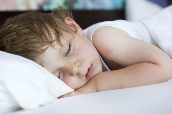 Why Does My Child Only Cough at Night?