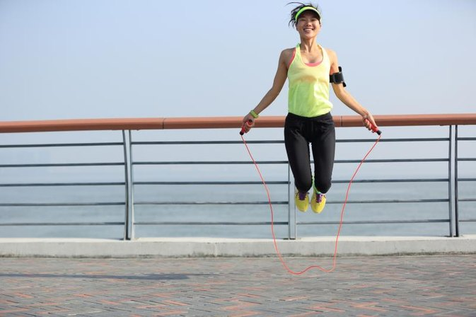 What Surface Is Best for Jumping Rope?