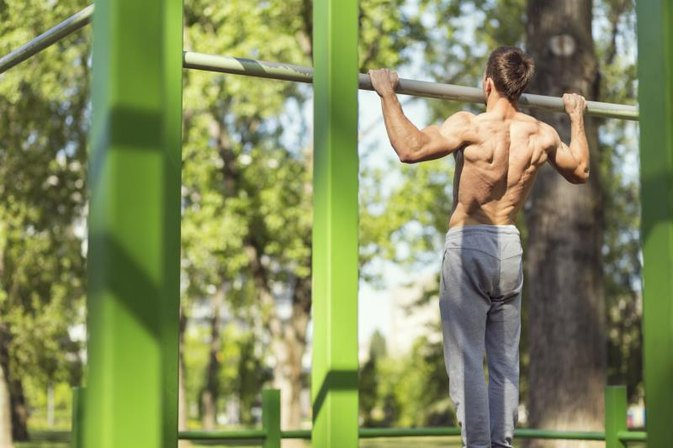 The Best Exercises for Certain Men's Body Types