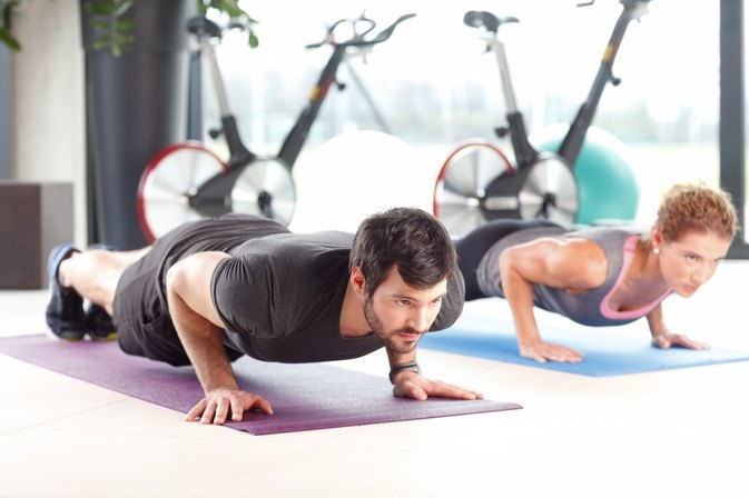 Can Doing Just Push-Ups Make You Lose Weight?
