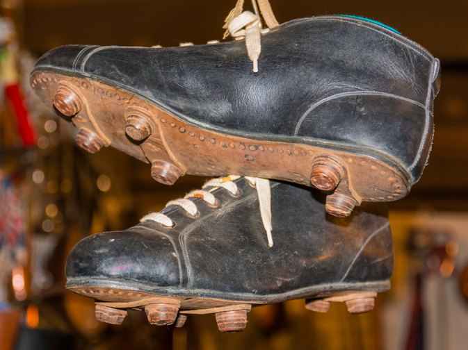History of Football Cleats