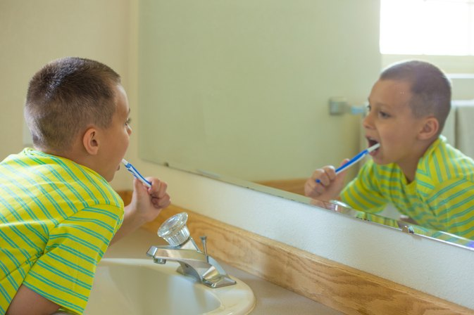 Poor Hygiene in Children