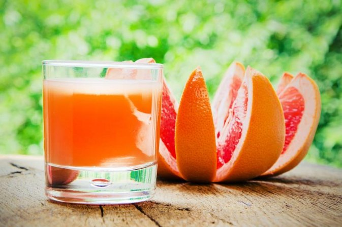 Should You Drink Grapefruit Juice Before Working Out?
