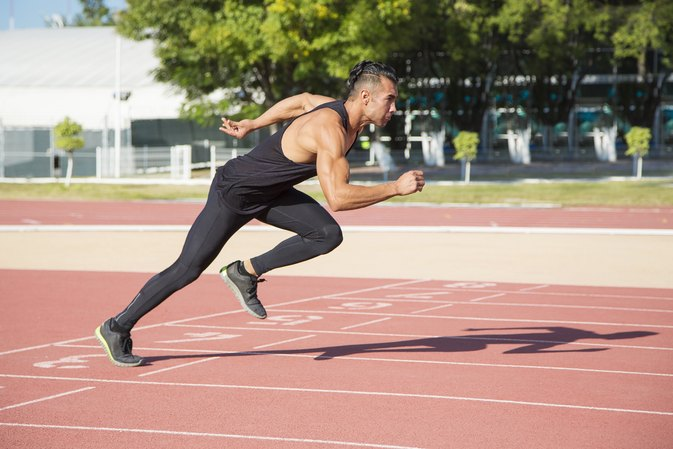 Proper Warm-up for Sprinting
