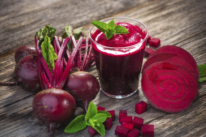 Beet Juice & Liver Detoxification