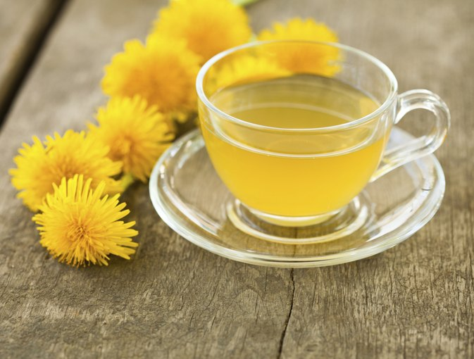 Dandelion Tea for Weight Loss