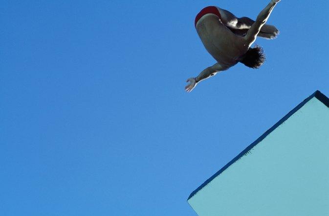 List Of Diving Board Tricks Livestrong Com