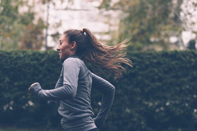 How to Lose Weight Jogging for 20 Minutes