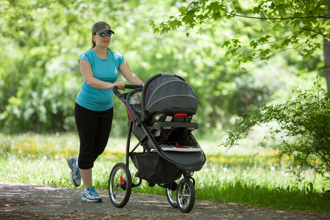 Difficulty Losing Weight After Pregnancy