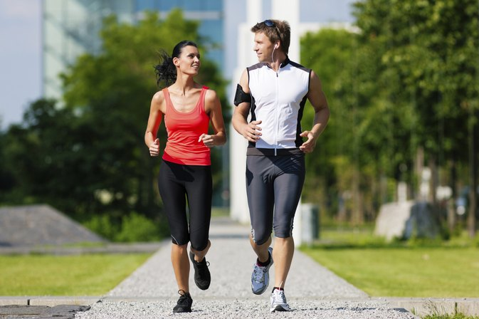 Will Jogging Slim My Legs?