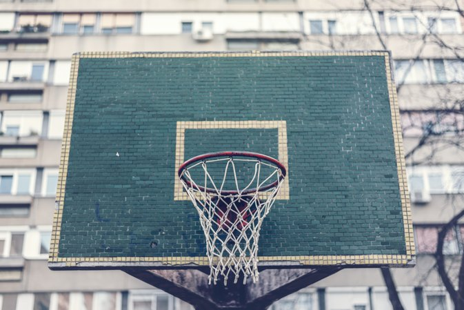 The Basketball Hoop: A History