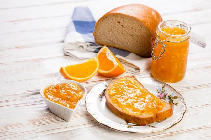 Health Benefits of Orange Marmalade