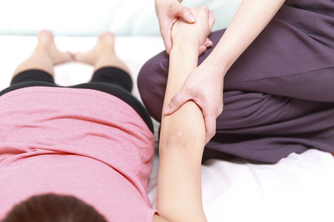 Acupressure for Ulnar Nerve Damage