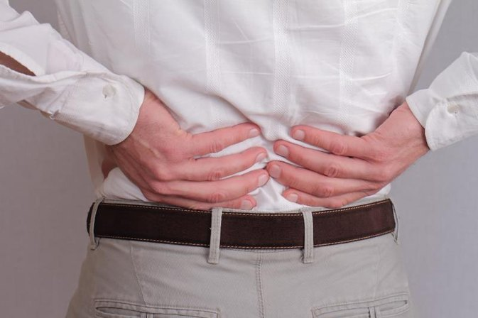 What Are the Symptoms of a Bruised Tailbone?