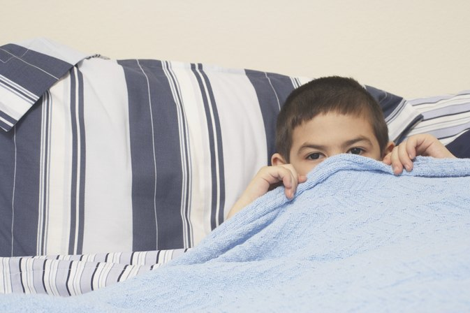 Bed Wetting in Older Children