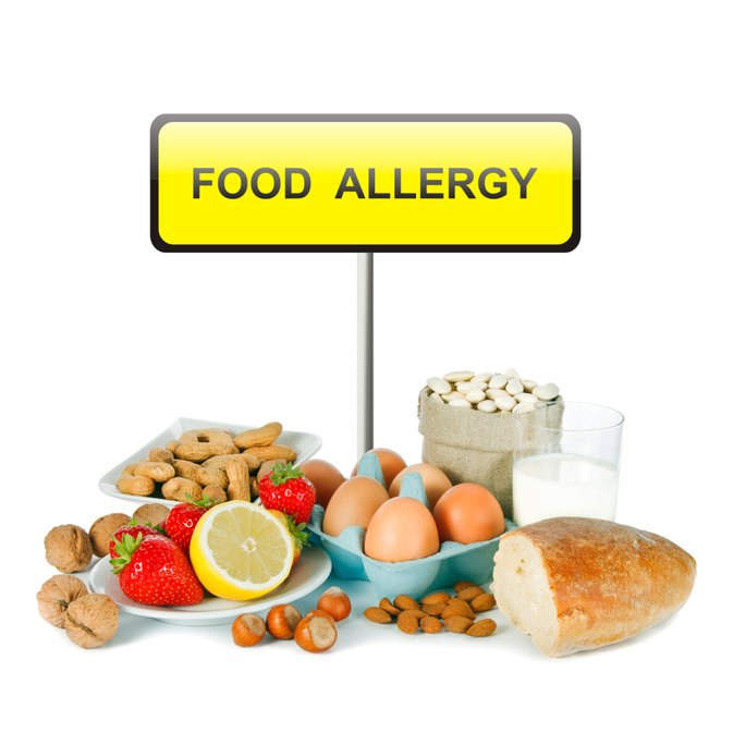 Weight Gain & Food Allergies