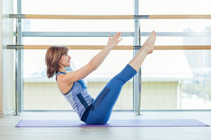 10 Yoga Poses to Strengthen Your Core Muscles