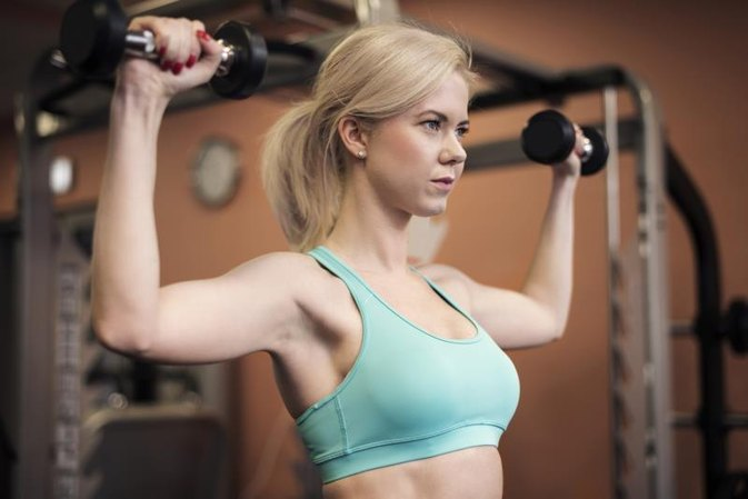 Shoulder Press Exercises