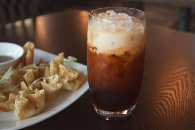 Thai Iced Tea Nutritional Facts