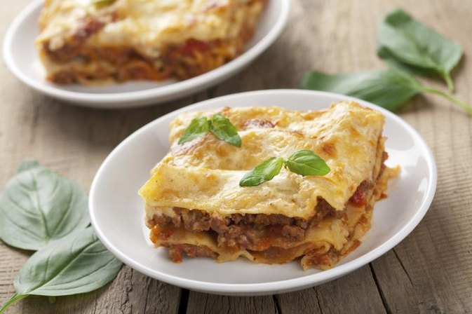 The Easiest & Best Lasagna With No Cottage Cheese