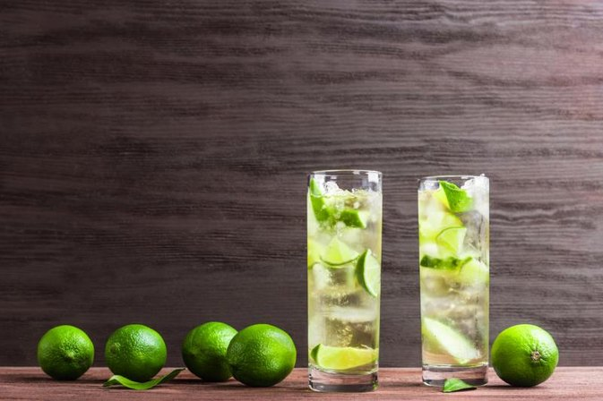 how to make lime water to lose weight